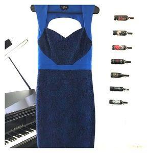 Sweetheart Pencil Midi Dress